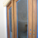 Door renovation